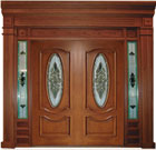 Furndor Doors Ridge Wood Series PAS 18LV